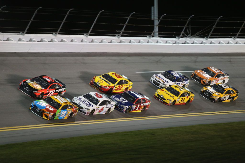Can-Am Duels Preview the NASCAR Season to Come   2017 Can-Am Daytona