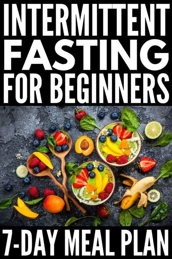 Photo of Weight Loss that Works: 7-Day Intermittent Fasting Meal Plan for Beginners