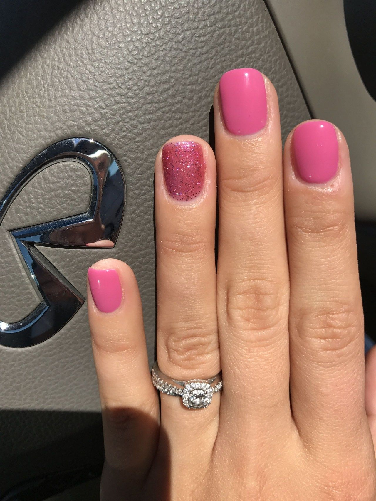 45 Simple Summer Nails Colors Designs 2019