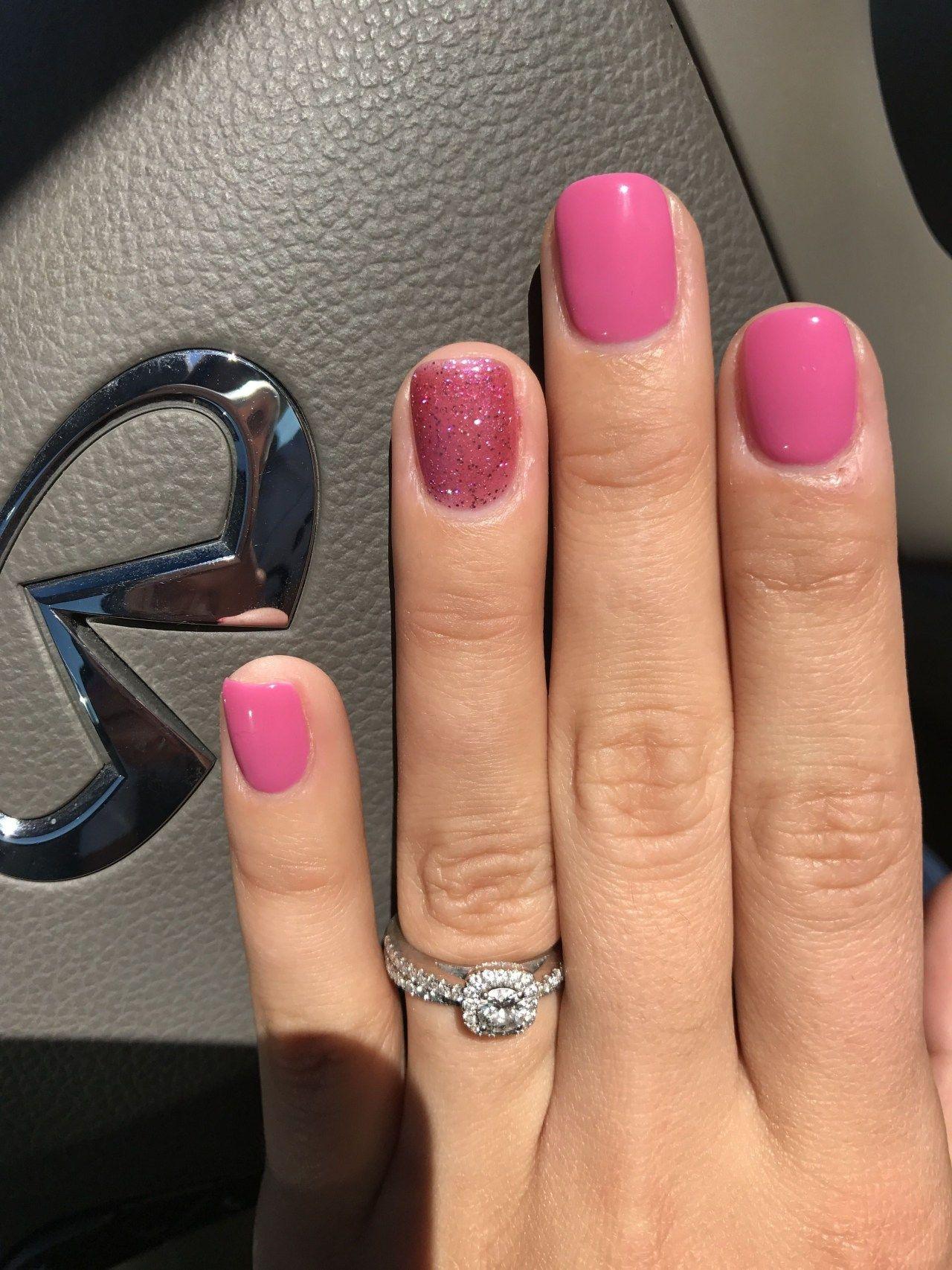 Trendy Summer Gel Nail Designs Besice