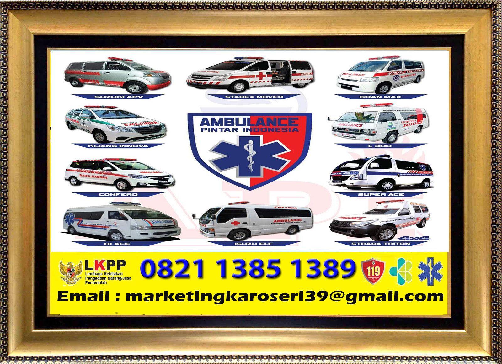 Spect Ambulance Mitsubishi Triton Karoseri Mobil Ambulance Indonesia 0821 1385 1389 Isuzu D Max Ambulance 4x4