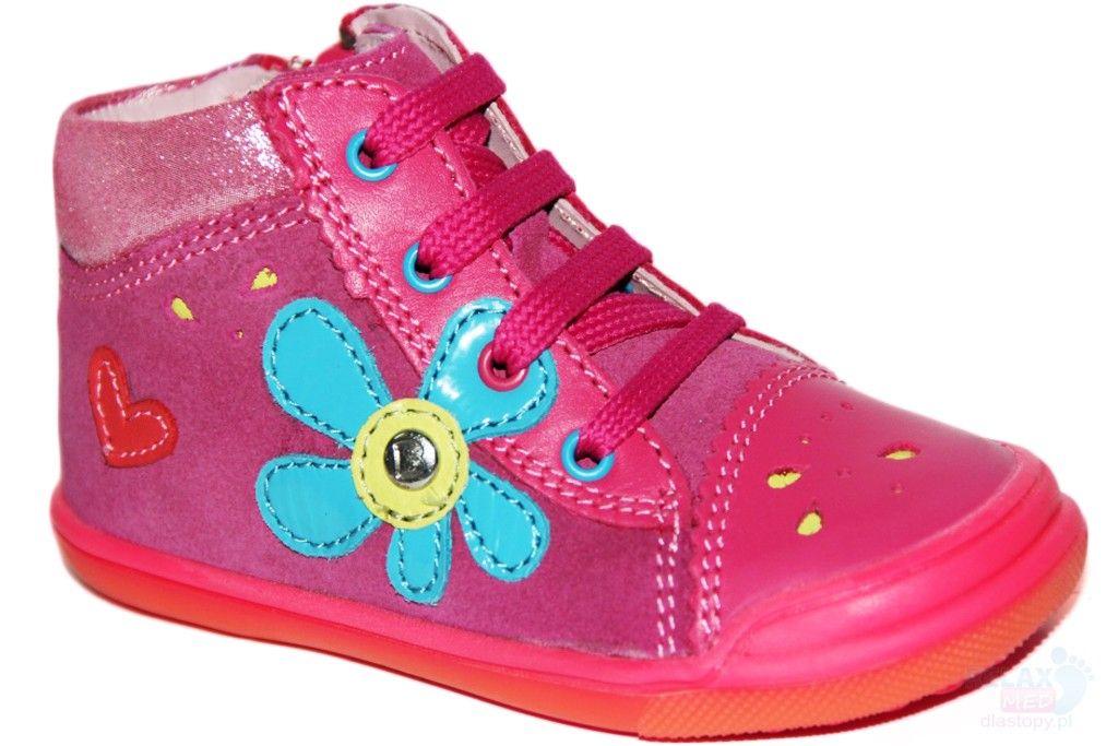 Trzewiki Bartek T 61847 0tu Shoes Top Sneakers High Top Sneakers