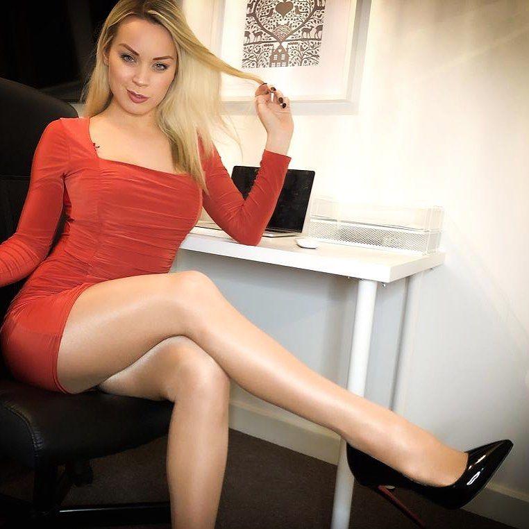 Skin Tight Glamour | Mia Stryker