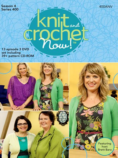 Knit And Crochet Now Season 4 Dvd Tv What 2 Watch Then Now