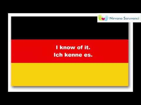 Learn German: 250 German Phrases