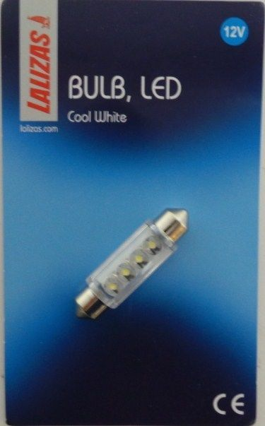 LED Festoon Navigation Light Replacement Bulb 12v Marine