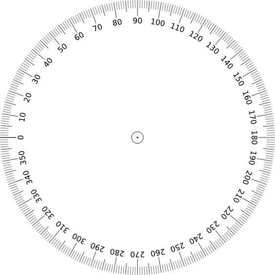 Printable full 360 protractor igaging digital angle protractor printable full 360 protractor igaging digital angle protractor pronofoot35fo Gallery