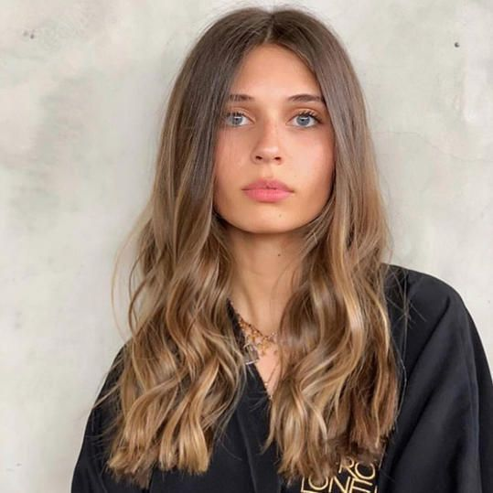 Mousy Brown Hair Is Having a Moment—So Brunettes Everywhere Can Finally Take a Break,  #break…