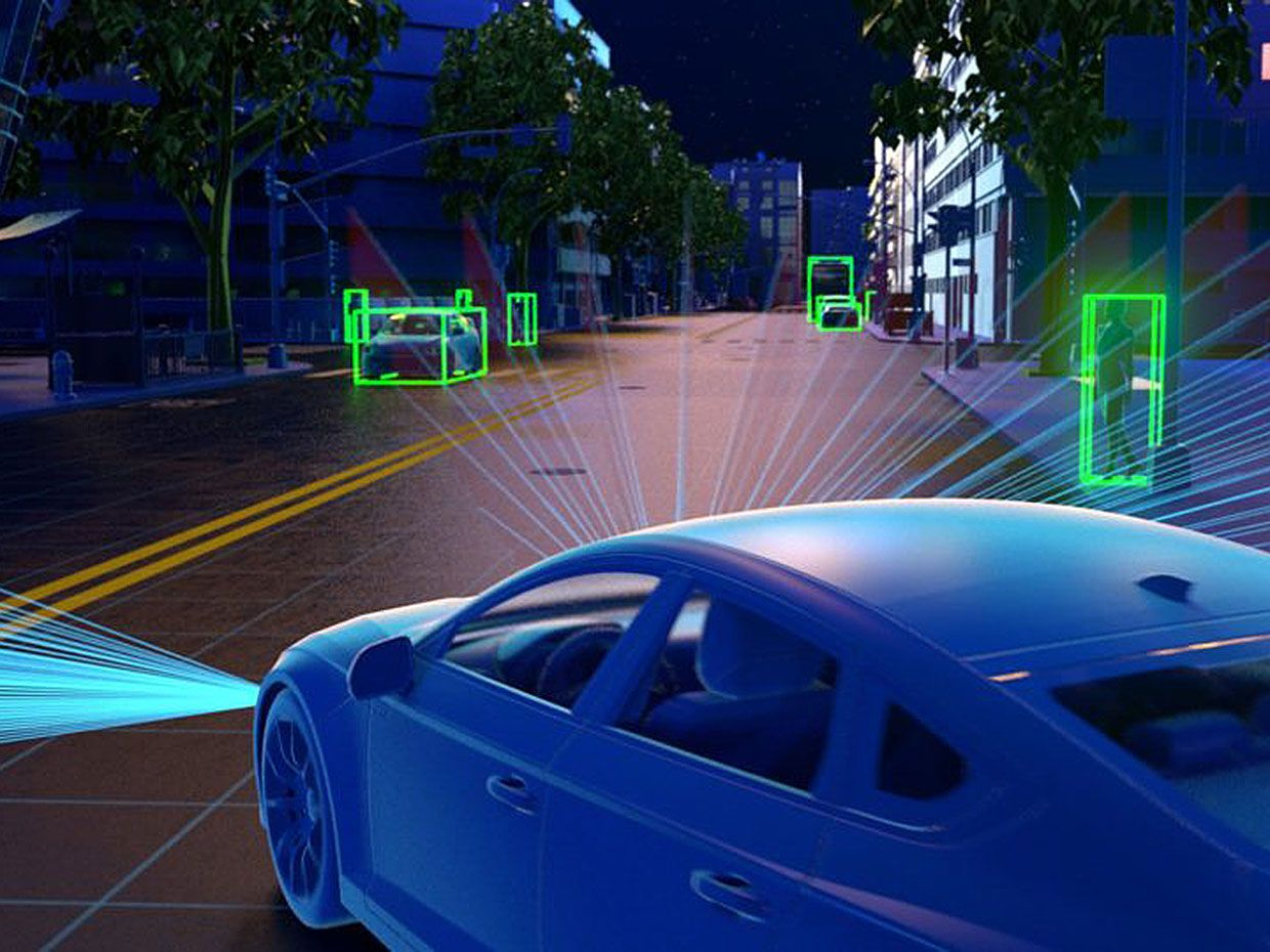 Velodyne Will Sell A Lidar For 100 Advanced Driver Assistance Systems Self Driving Connected Car