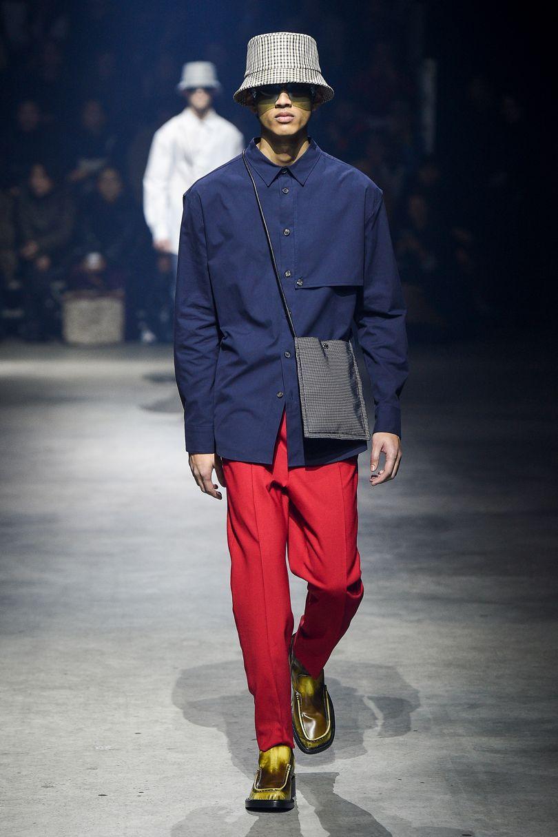 d55a037b8320 Kenzo Autumn Winter 2018 Menswear