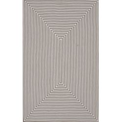 In/Out Grey Outdoor Rug