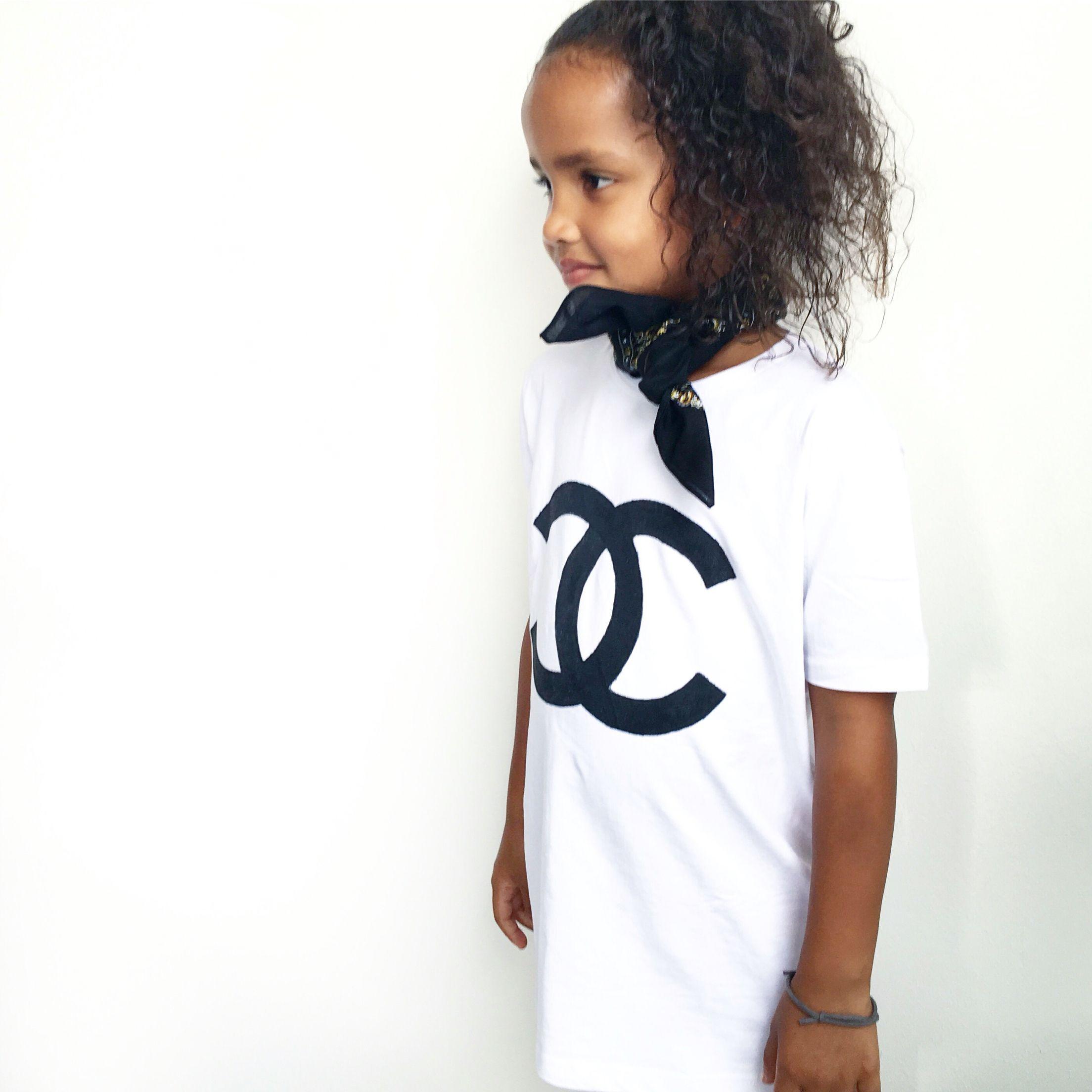 Schattige Coco nr5 T-shirt voor kinderen!