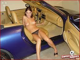 What necessary Porsche and nude girls