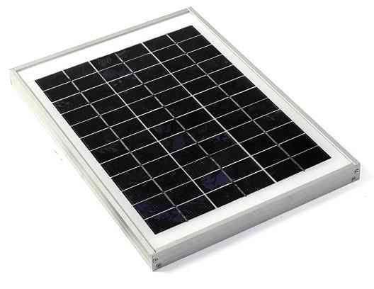 solar panel 10 watt sc ss7593 40
