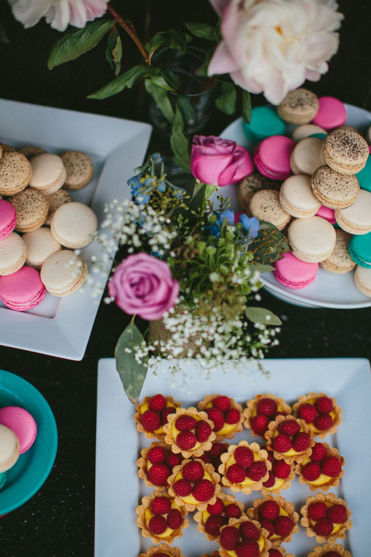 how we planned a 10k backyard wedding in seventeen days