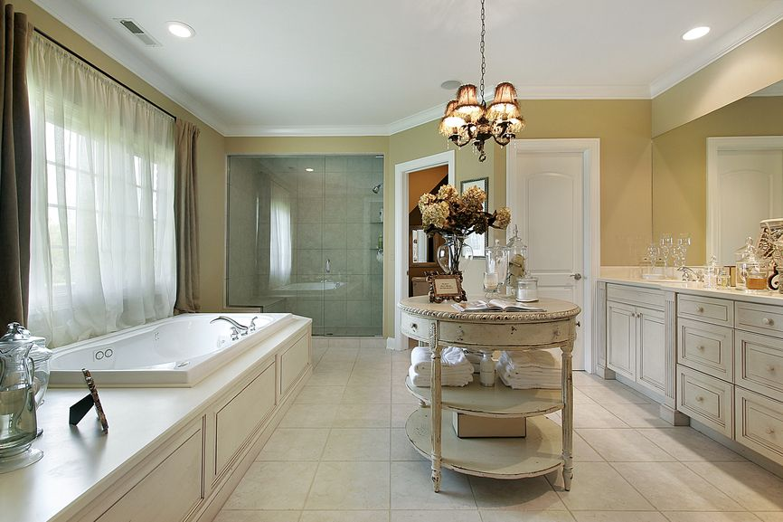 Custom Bathroom Vanities With Drawers 700+ luxury custom master bathroom designs | tubs, vanities and