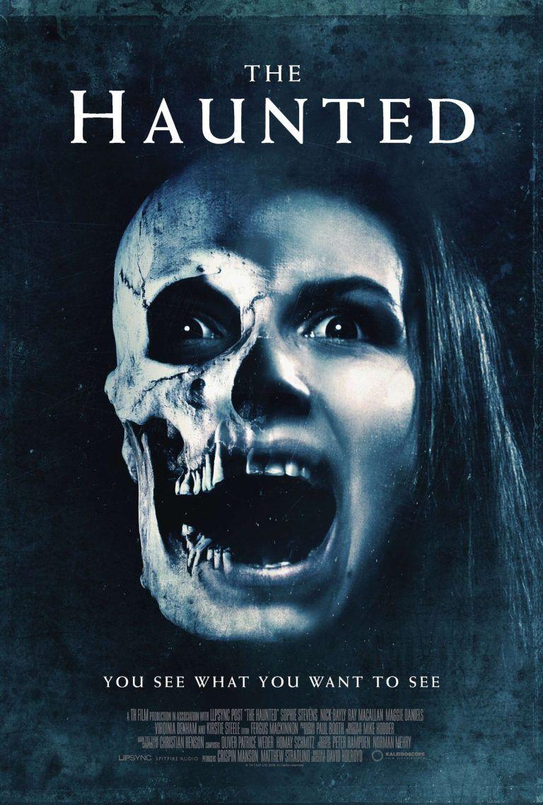 The Haunted Clip Trailer Y Poster De Auténtico Miedo Peliculas De Terror Ver Películas Película De Terror