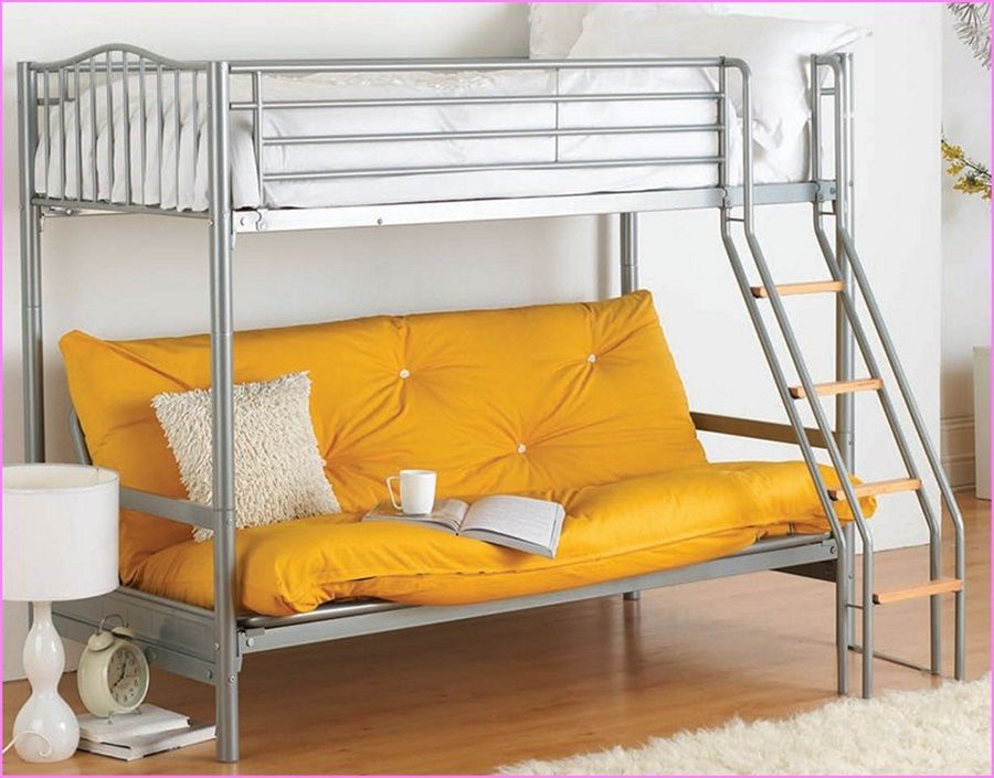Twin Over Futon Bunk Bed Assembly Instructions Bunk Beds Futon Bunk Bed Bunk Beds For Girls Room