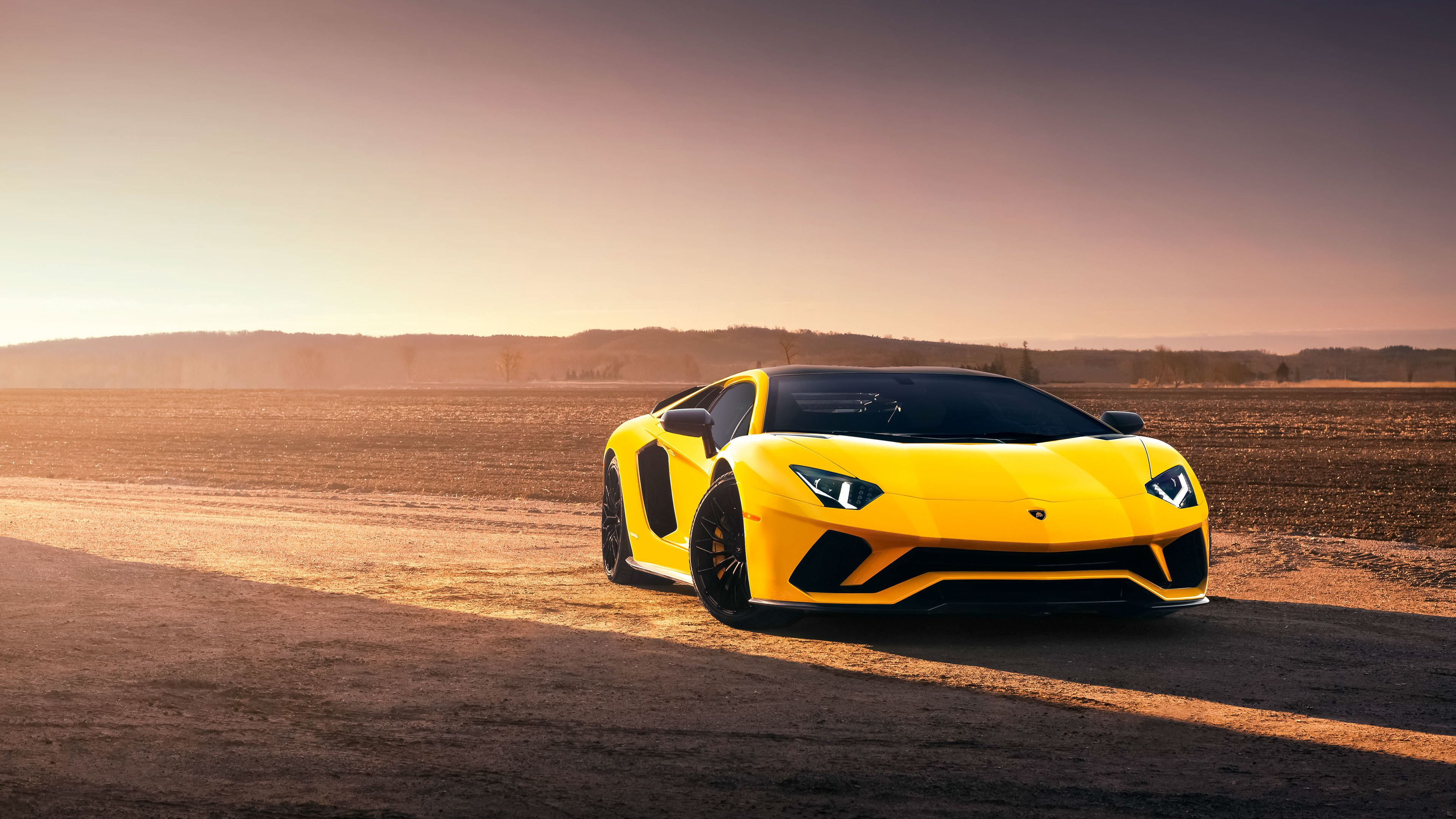 Wallpaper 4k 2018 Lamborghini Aventador S 4k 2018 Cars Wallpapers