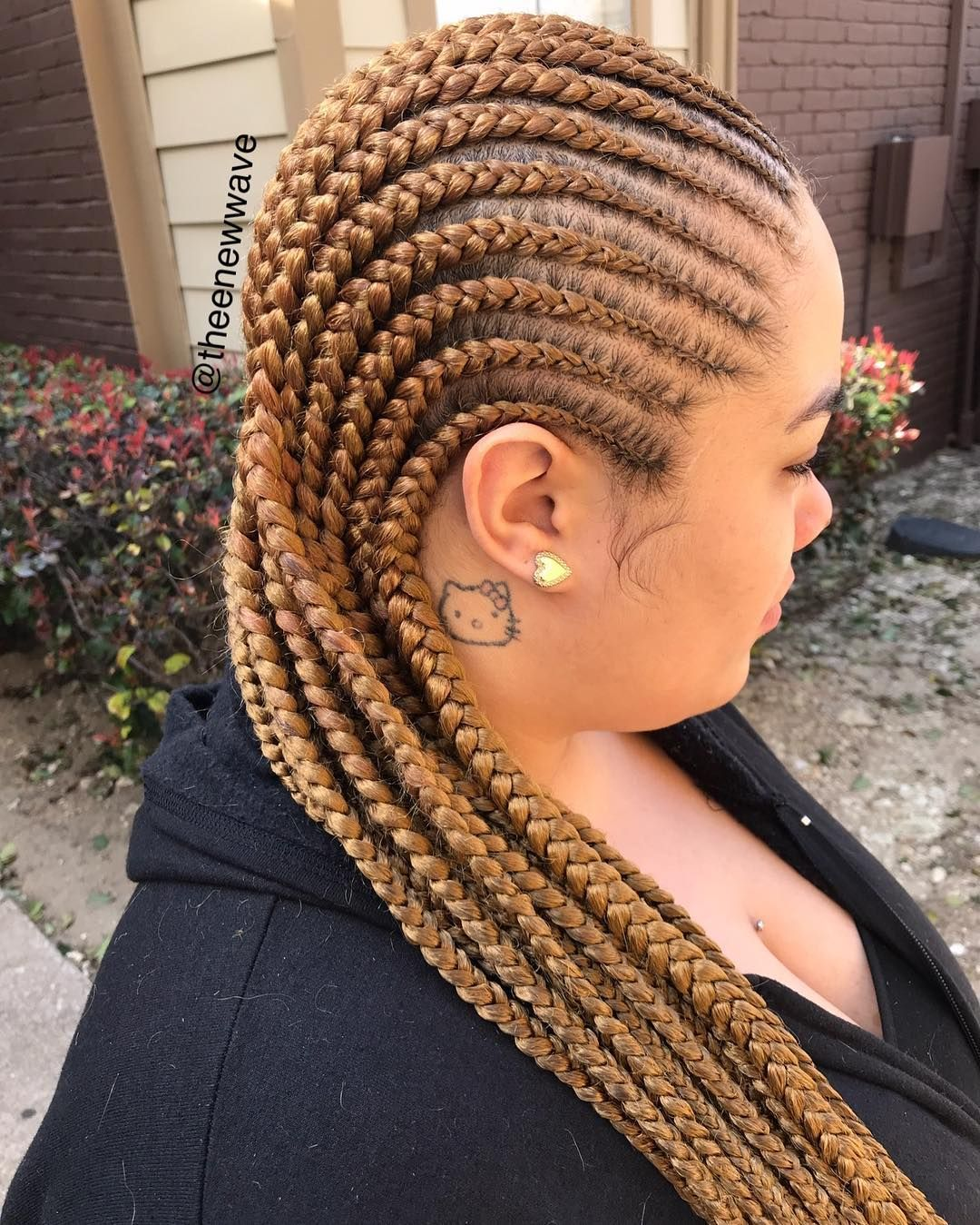"4693353811 #MALE-BRAIDER #DTX on Instagram: ""Fall color straight backs ️🏆"" | Twist braid ..."