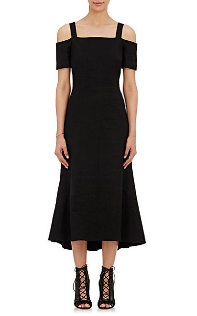 We Adore: The Daniel Off-The-Shoulder Dress from A.L.C. at Barneys New York
