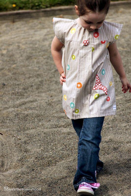 the emerson tunic dress tutorial!|| veryshannon.com