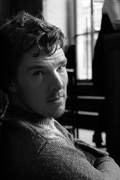 Wow just wow. Benedict Cumberbatch