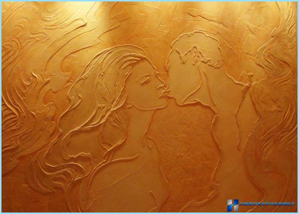 Pittura Pareti Effetto Seta : Nuove tecniche di pittura per interni cheap pareti di casa