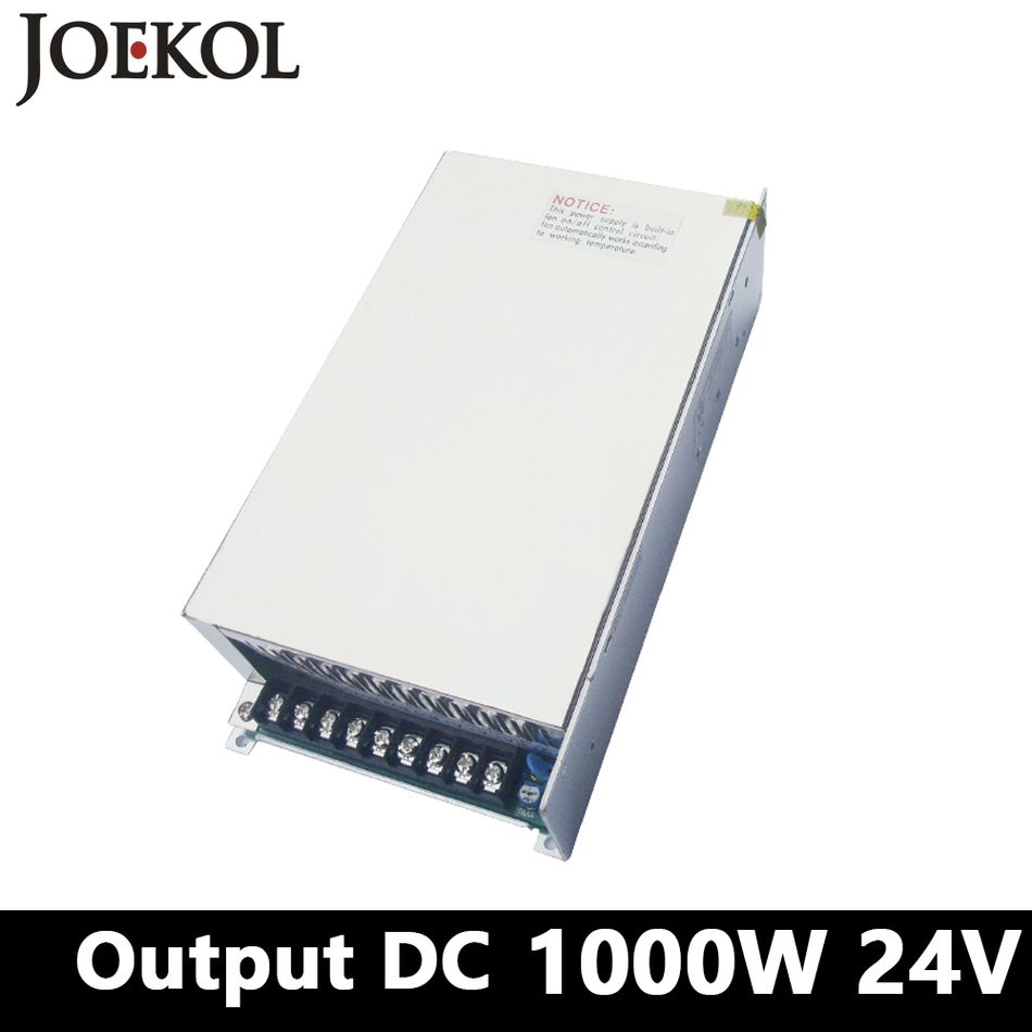 High-power Switching Power Supply 1000W 24v 41A,Single Output Smps ...