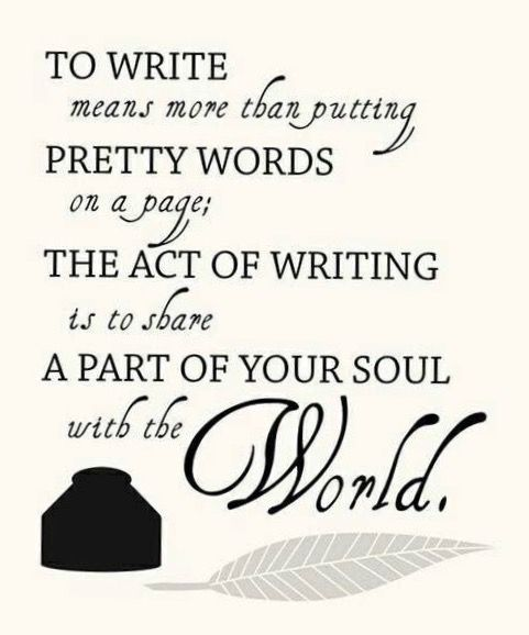 Pin By Sonia Vazquez On Writing Quotes