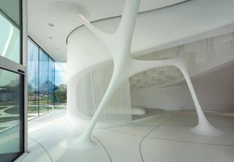 Leonardo Glass Cube, Bad Driburg, Germany (Copyright Emanuel Raab)