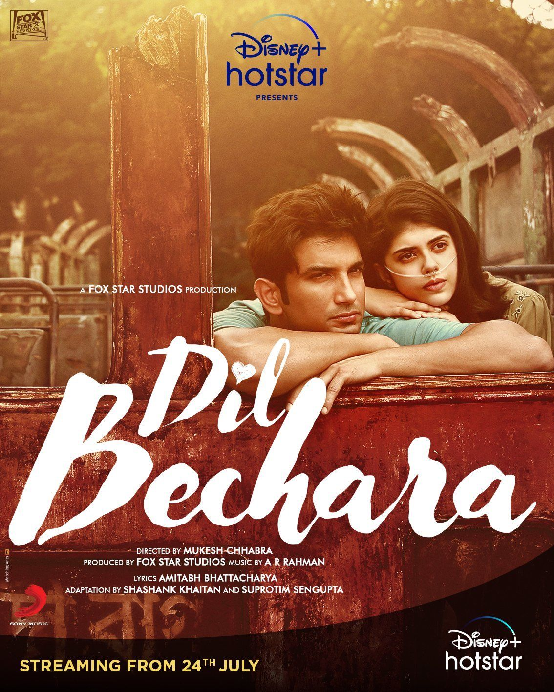 Dil Bechara 2020 Hindi Hdrip 480p 720p 1080p X264 300mb 850mb 1 7gb Download Movie Link Bd Tam Film Hindi Movies Aksiyon Filmleri
