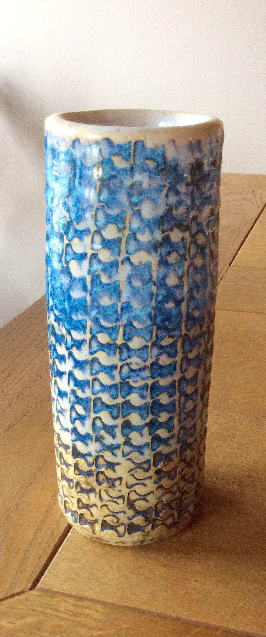 Töpfern, Keramik Vase Aufbautechnik