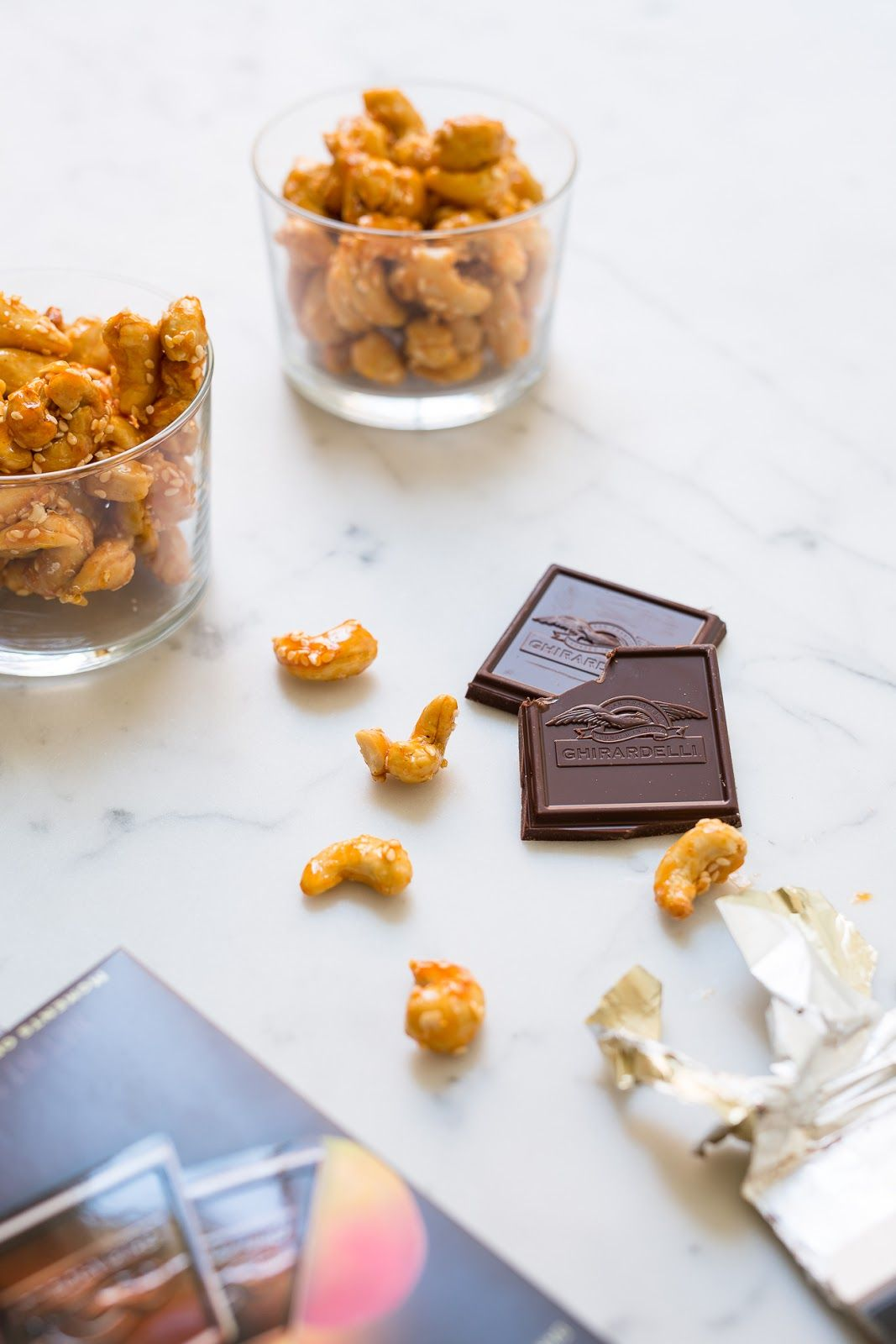 Perfect Chocolate Pairings / See and Savour