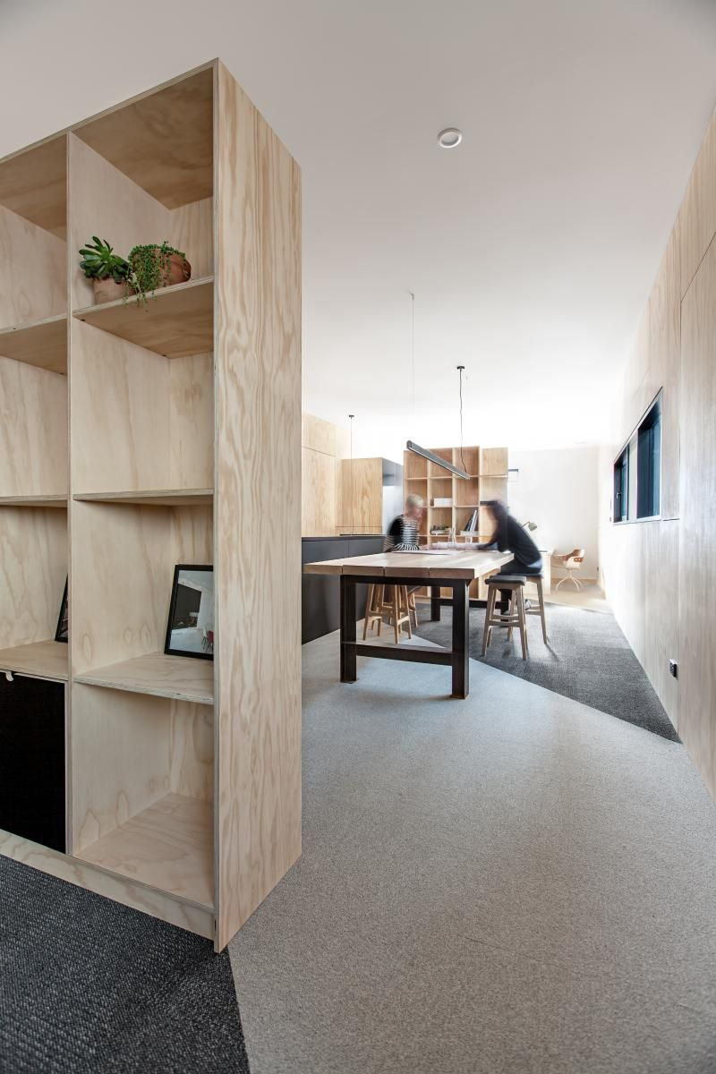 Interieur Design Studio Mil Constructions Office By Doherty Design Studio Photographer