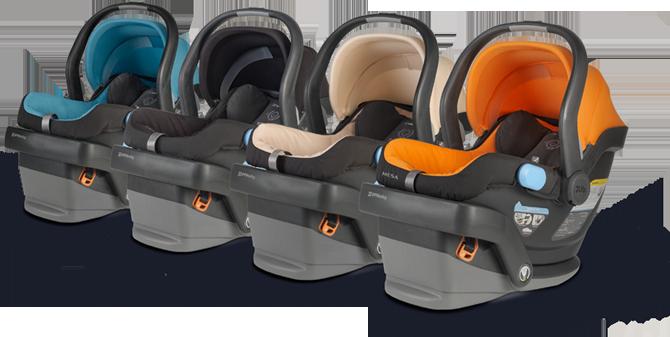 MESA 2020 Baby car seats