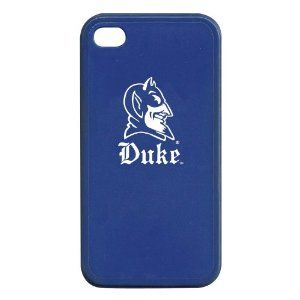 Duke Blue Devils Apple iPhone 4 & 4S Silicone TPU Gel Case By Tribeca by Tribeca. $17.99. Officially licensed.. Easy access to all ports and touchscreen. Durable laser-engraved team logo. Enhanced device grip. Fits Verizon, AT&T, and Sprint iPhone 4 and 4S. Wrap your iPhone 4 and 4S Team Spirit! Tribecas TPU Case protects your iPhone 4 and 4S with a flexible, durable TPU material. The laser-engraved logo will not fade or rub off.