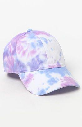 08c1063b43 LA Hearts Tie Dye Dad Hat  hat  womens