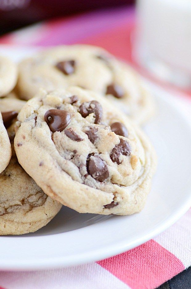 Hershey's Soft and Chewy Chocolate Chip Cookies Recipe ...