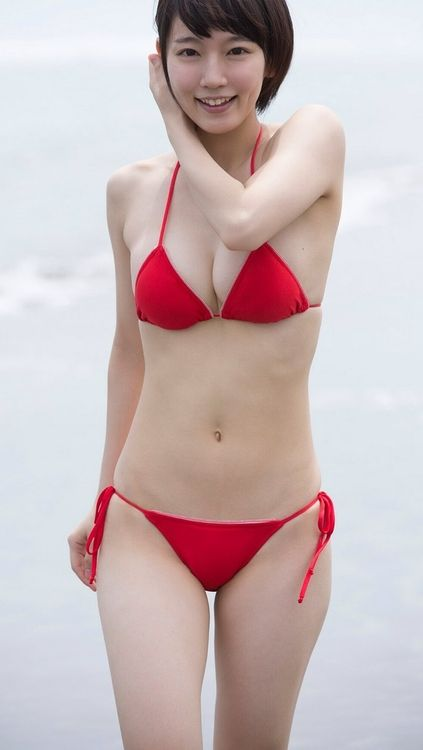 Japanese girls in bikini