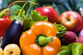 New fruits and veggies each day? I'm trying! Challenges for a happier life.