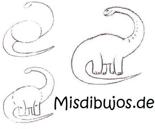 Como Dibujar Dinosaurios Faciles Buscar Con Google Como Dibujar Un Dinosaurio Como Dibujar Imagenes De Dibujos Descubrí la mejor forma de comprar online. como dibujar dinosaurios faciles