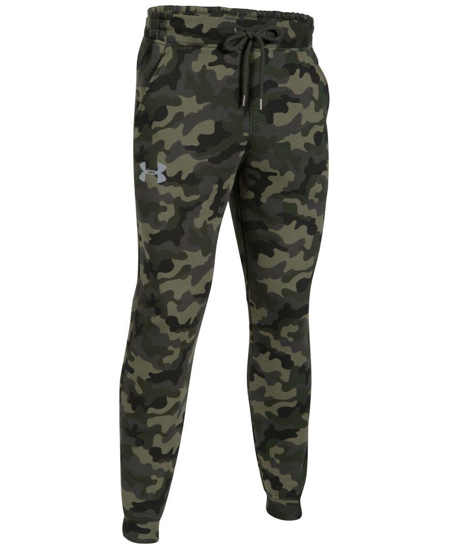 91bebed2 Under Armour Rival Camo Sweatpants   Clothes   Camo joggers, Under ...