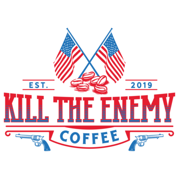 Kill The Enemy Coffee Llc Veteran Owned Business Catchy Names Blended Coffee
