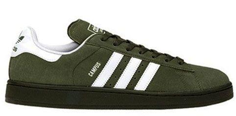 adidas originals campus ii mens vintage - schuhe / läufer / schuhe an.
