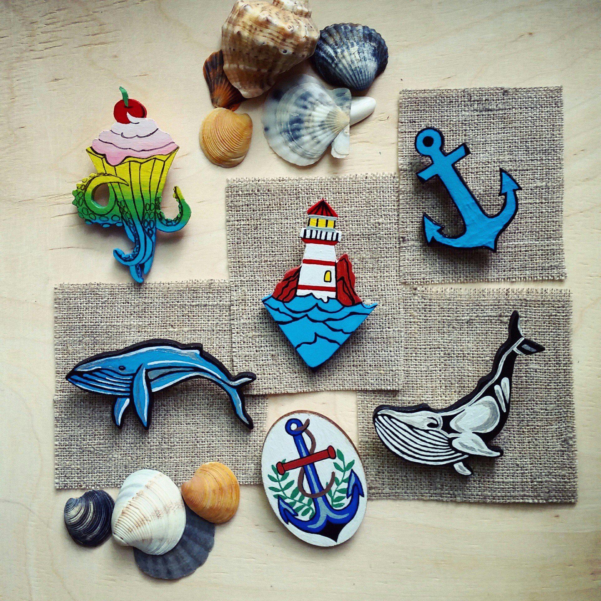 Прикольные открытки на морскую тему