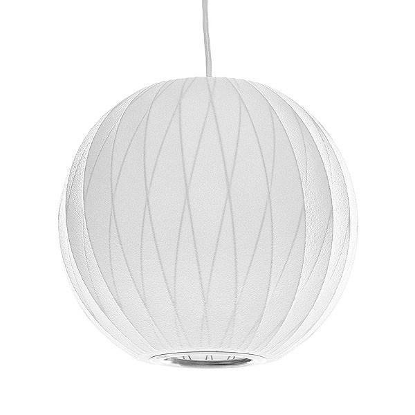 Crisscross Bubble Lamp George Nelson
