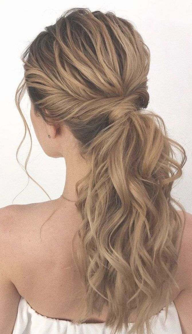 53 Best Ponytail Hairstyles Low And High Ponytails To Inspire Hairstyles W In 2020 Wedding Ponytail Hairstyles High Ponytail Hairstyles Prom Ponytail Hairstyles