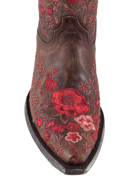 Jody Women's Burgundy Lace 3/4 Bell Sleeve Dress   Western boot ...