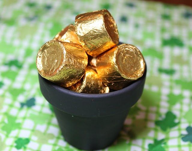 Simple Pot of Gold.